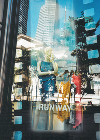 New York City – A Citty in the Mirrow of Fashion 2011. Photo: Ulrike Renner