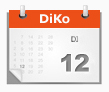 Show DiKos only