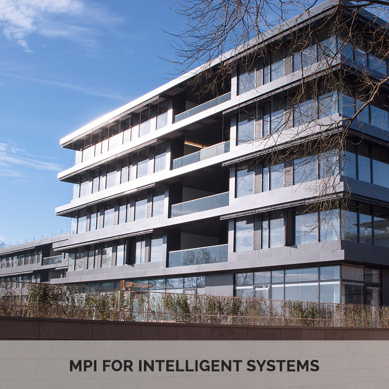 MPI for Intelligent Systems