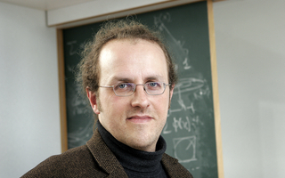 Prof. Dr. Bernhard Schölkopf. Picture: Max Planck Institute for biological Cybernetics